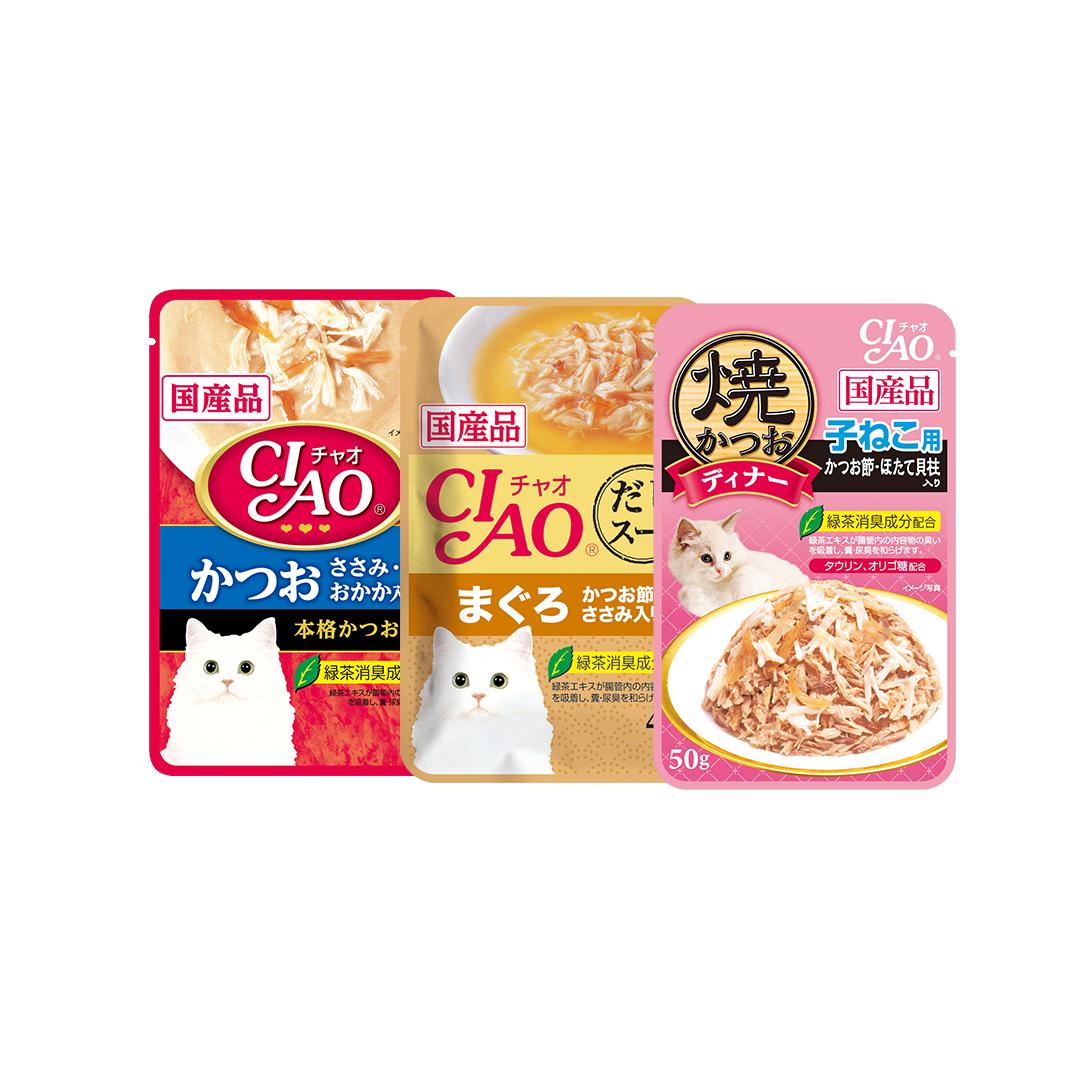 Ciao cat food 1