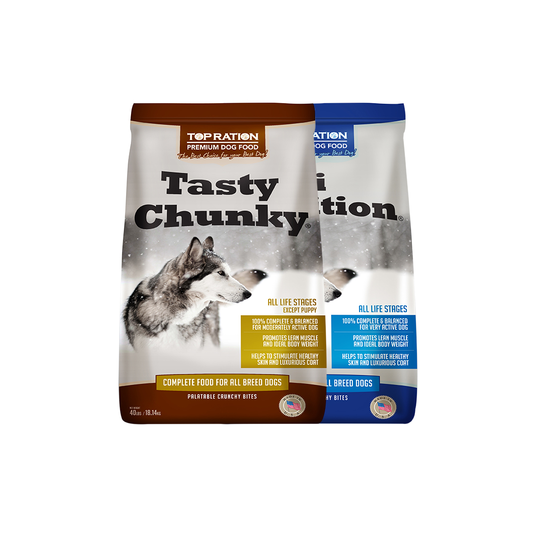 Top Ration All Life Stages Dog Food